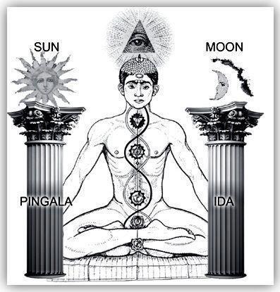 El concepto de Prana y su circulación